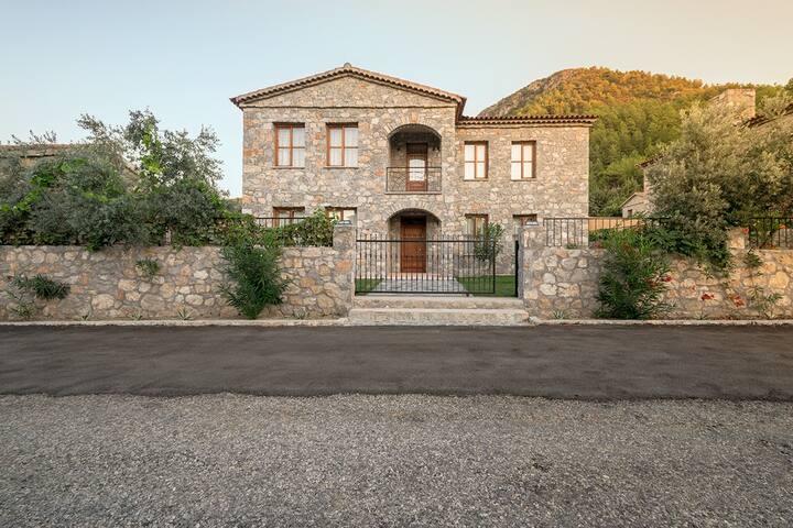 TOSCANA Style Villas Belair Yeşilüzümlü