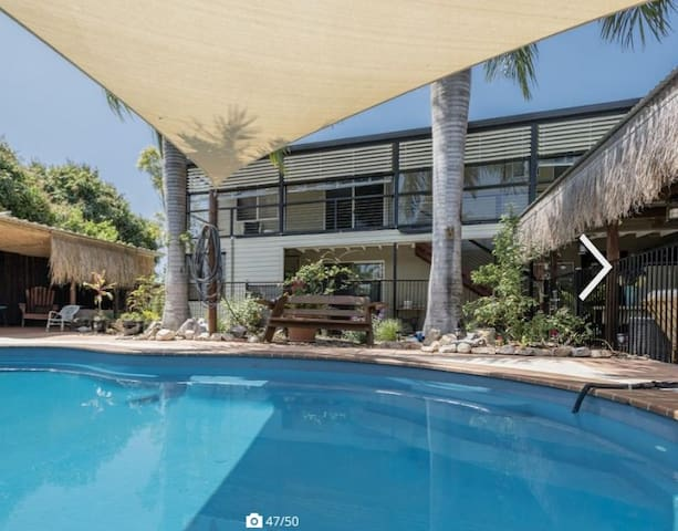 Cooloola Cove StylishApartment,Wifi Netflix Breaky