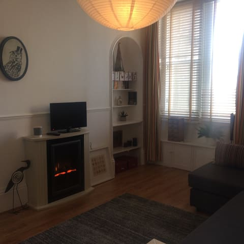 Lovely one bed seaside town flat - Nairn - Pis