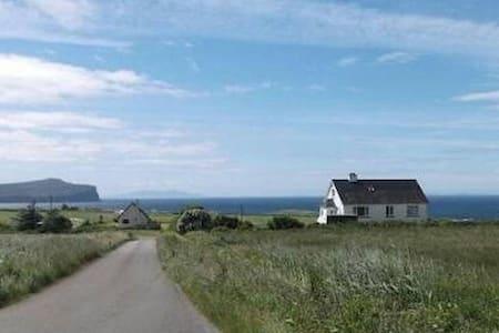 Hebridean view - Hallin - Casa