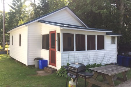 Cottage #3: 2-Bedroom on Big Gull Lake