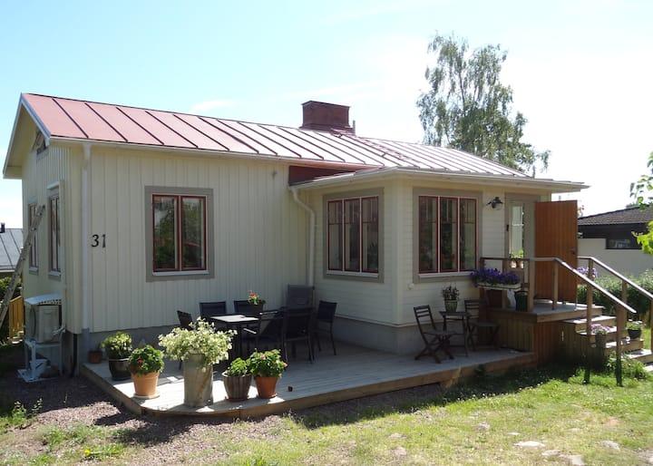 Solberga