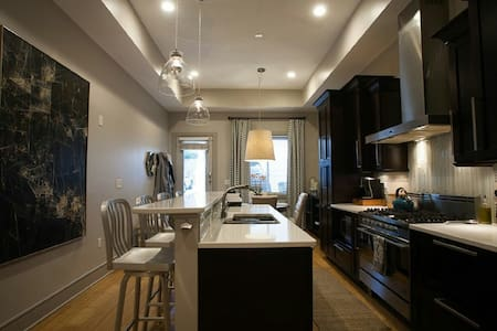 Guest Home by the Lake - Midwest City - Huoneisto