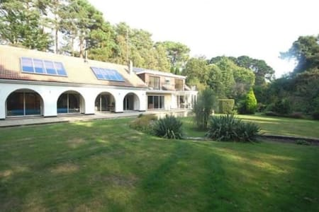 Branksome Wood House - Poole - Bed & Breakfast