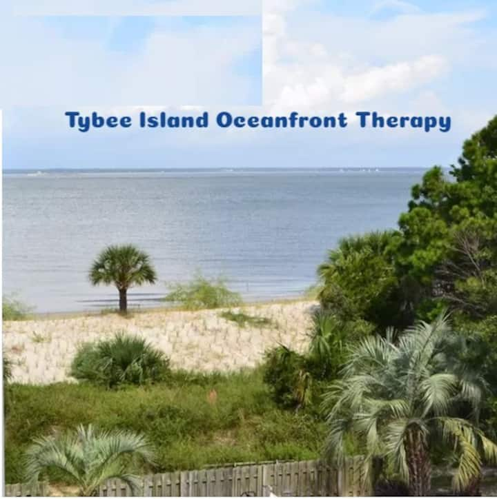 Tybee Island Oceanfront Therapy