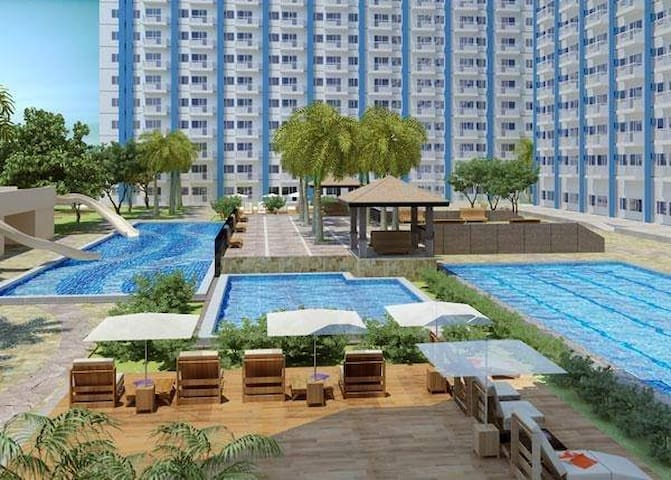 NEW CONDO FOR STAYCATION- MANDALUYONG - Quezon City - Condominium
