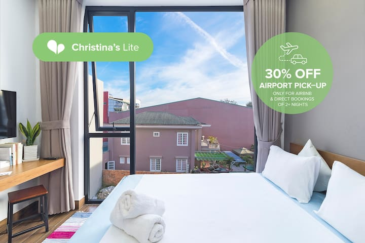 Christina's DL.2∙ Comfy SUITE in LOCAL AREA