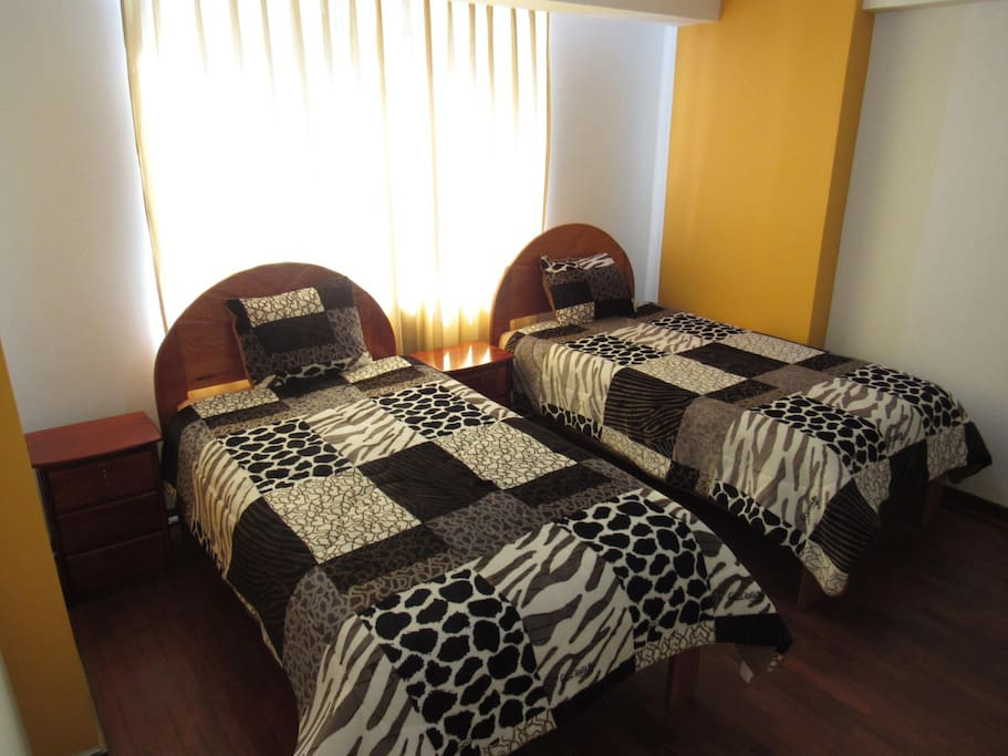 GUEST HOUSE - SHARED APARTMENT: Double room