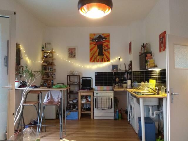 Küche/ Wohnraum
