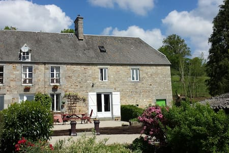 La Hiette Chambre D'Hote (Cottage Room) - Saint-Vigor-des-Monts
