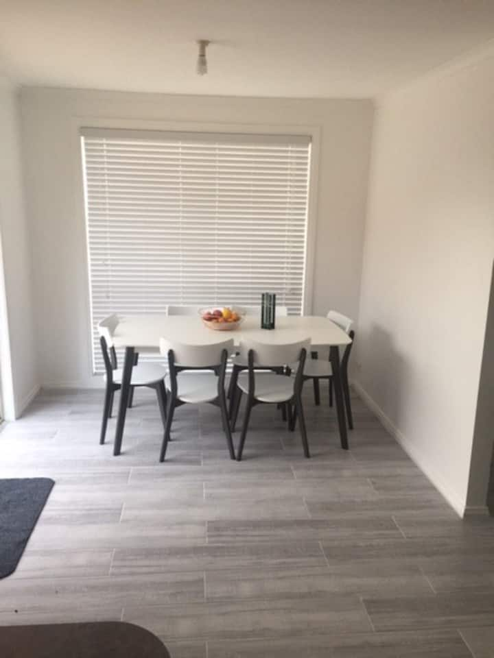Clean 2 BR house, full privacy, self check in ..