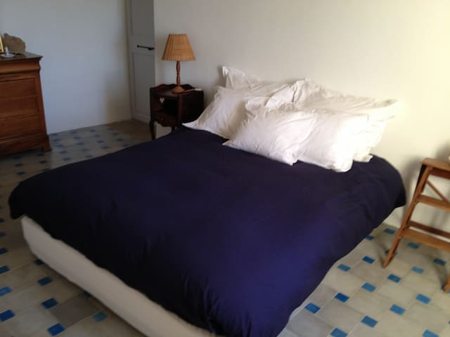 2 Chambres d'hôtes dans un Mas - Saint Jean de Cuculles - Bed & Breakfast