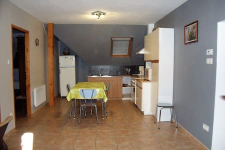 APPARTEMENT 85 m² CENTRE ALSACE - 2/5 Pers.
