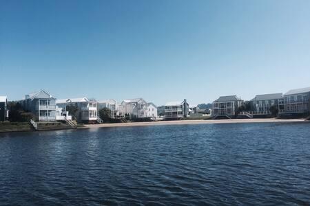 CHERRY BLOSSOM COTTAGE ON THESEN ISLANDS - Knysna