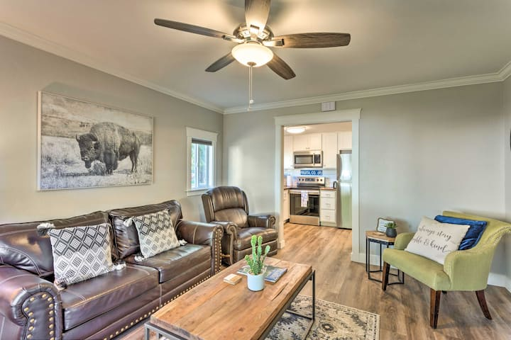 Updated Fruita Cottage - 1 Block to Downtown!