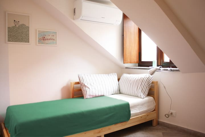 LEVANTE - Cute attic in Piazza Nizza - Torino - Apartment