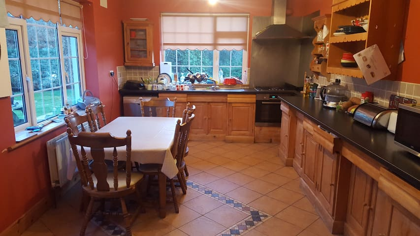 Entire house:Suburbs of Wexford Town near Rosslare