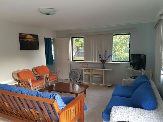 Cozy Appartement Jan Thiel - Jan Thiel - Lägenhet