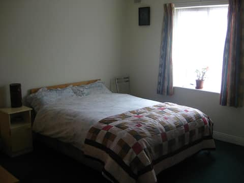 Double bed to suit one or two in Sligo town.