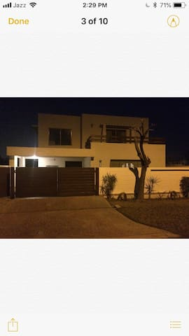 Houese is location is situated at one of the best locations of Lahore