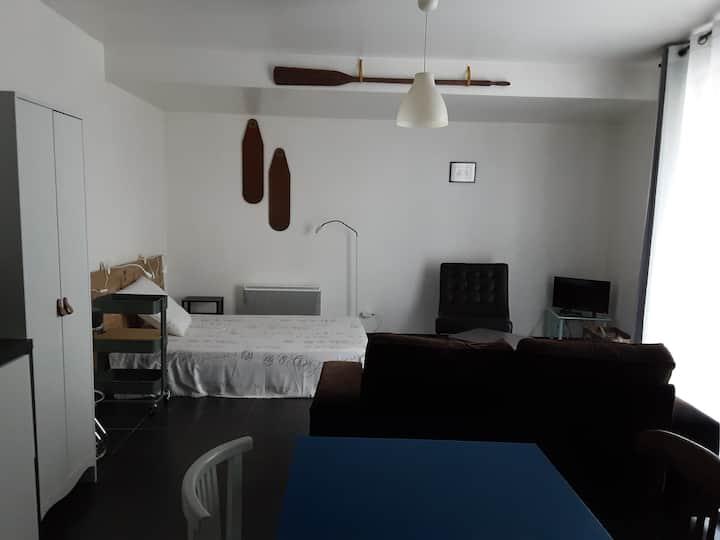 Appartement 2-3 personnes dans quartier calme
