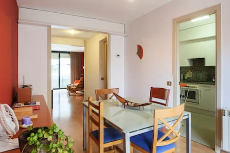 Piso en Vila Olimpica a 50mts lago - Banyoles - Wohnung