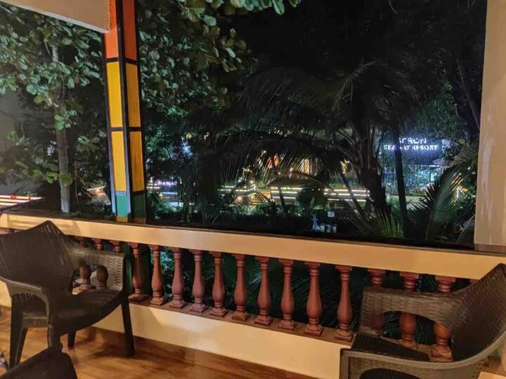 Candolim | 1BHK | Walking to Beach | Aguada | Goa