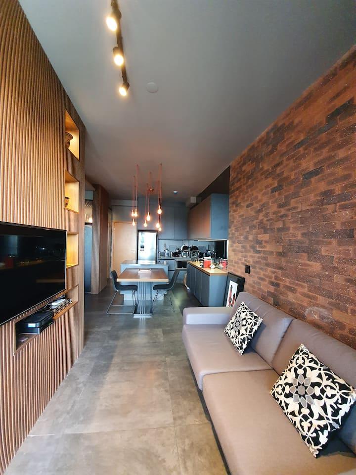 LOFT Alphaville | Super decoração | Ed. Link NOVO