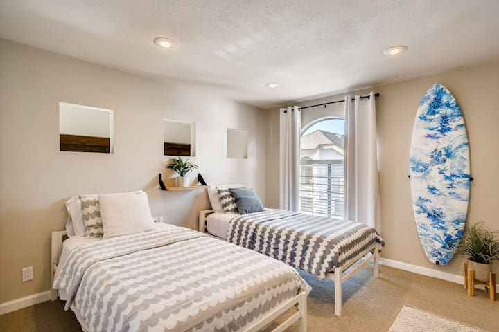 Guest Bedroom #3 (2 - Twins)