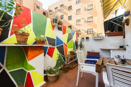 Double-room close to the City of Arts and beach!! - València