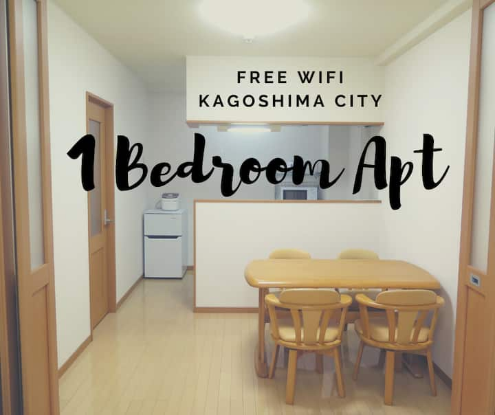 FREE WiFi★10min from JR Taniyama Station