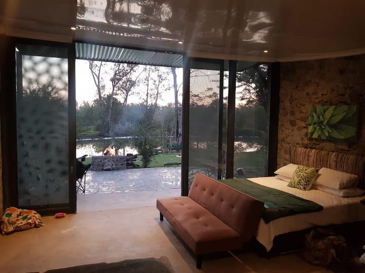 SteenKamp Lodge - Chalet 1