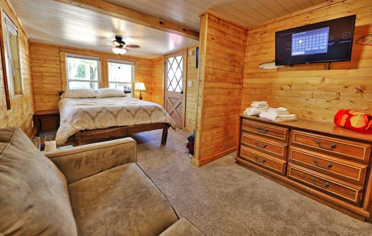 Folly Cabin