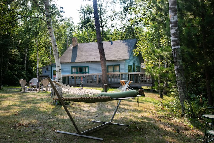 Bayview Fireside Cabin on Lake Vermilion