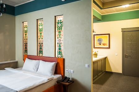 Апартаменты (в отеле)  в центре города - 车里雅宾斯克 - 酒店式公寓