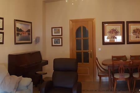 Apartamento en el Centro de Andalucía - Cuevas Bajas - Lakás