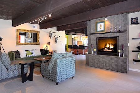 Contemporary Mountain Home in Snowmass - Snowmass - 独立屋