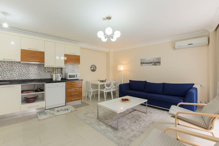 Comfortable Apartment 200m to Taksim Square