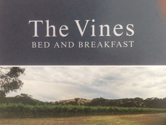 In the  Vines at The Vines Bed & Breakfast (B3)