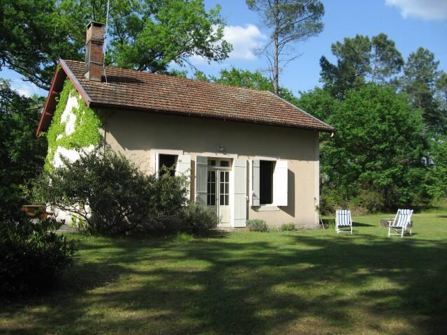 Maison pleine foret pour amoureux du calme - Sabres - Huis