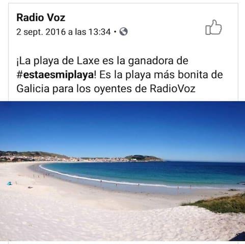 Costa da morte, Galicia, Laxe. A Coruña,