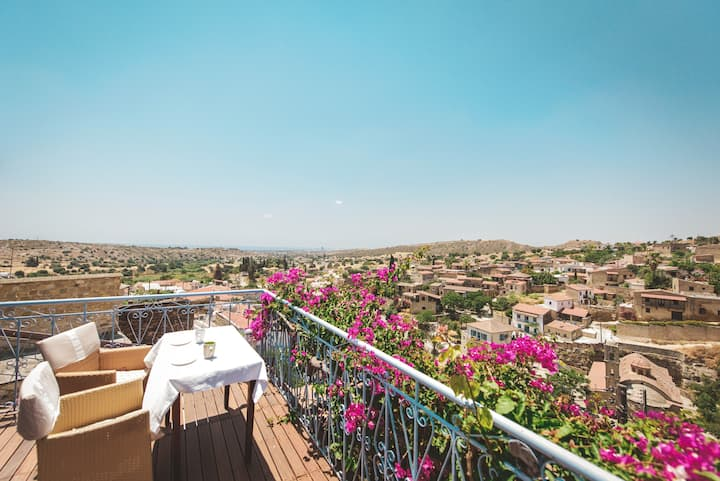 ☀ Adamos 2 bedroom suite with Pool & Breakfast ☀