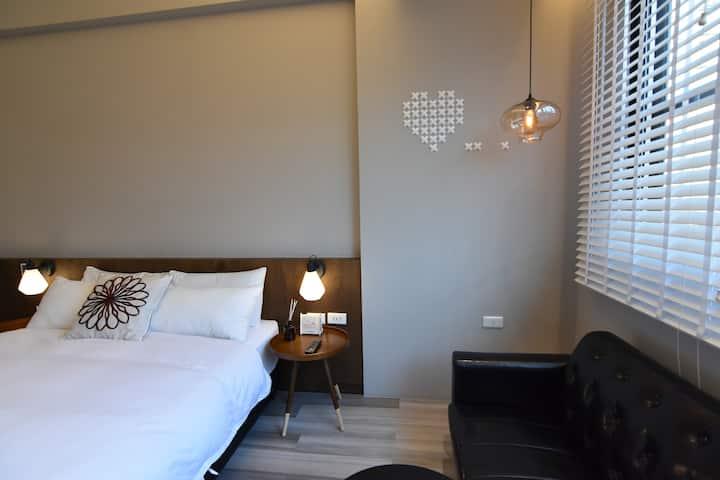 樸。肆巷 Simple life Room 4F