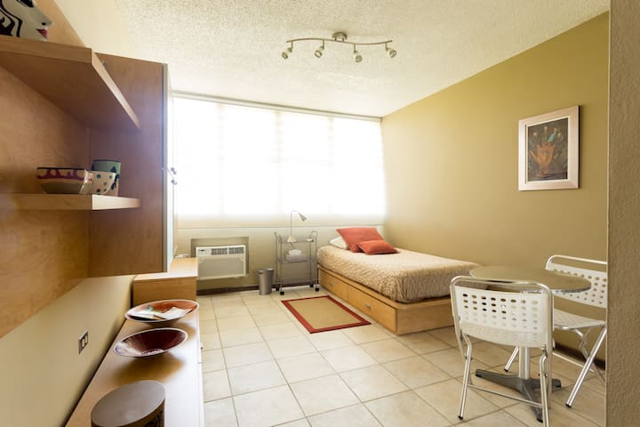 The Modern Room - Private Twin Room - Guaynabo - Ev