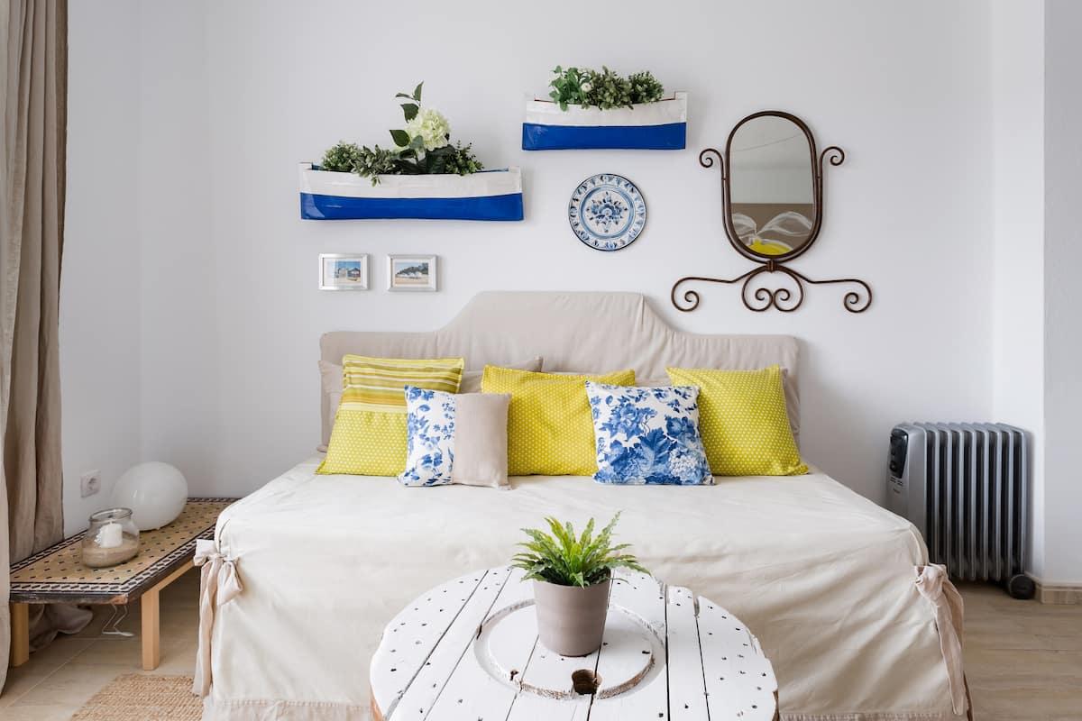 Apartamento luminoso en un entorno exótico inigualable al lado del mar