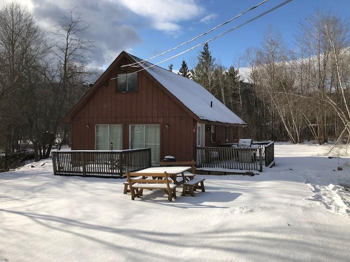 Cottage Near Hunter, Windham & Haines Falls