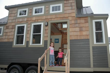 Tiny home on the prairie - La Junta - Maison