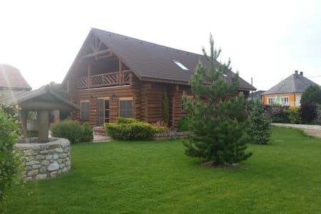 Log house near Bratislava - Dobrohošť