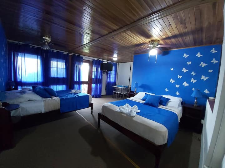 Ocean View Room Puntarenas