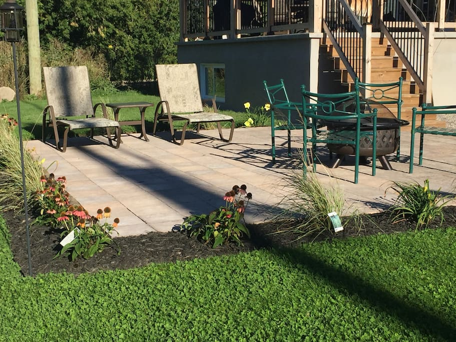 400 sq feet patio summer